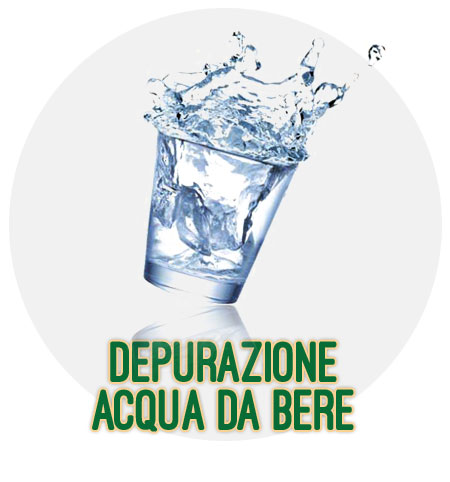 Depurazione Acqua da bere
