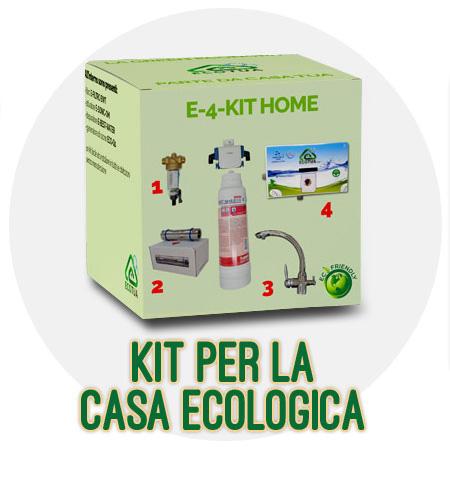 Kit Casa Ecologica