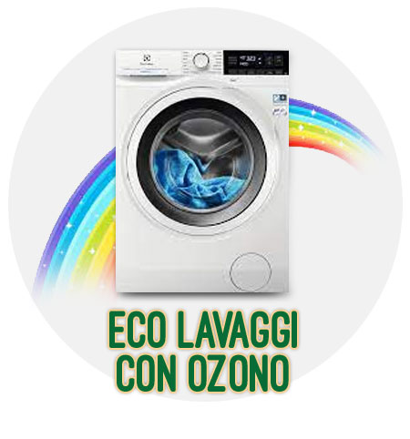 Eco Lavaggi lavatrice